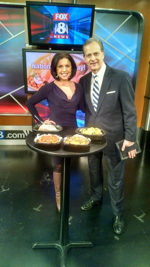 Natl Tater Day on @fox8news @ 4 with @loumaglio http://t.co/UaquOcu5T5