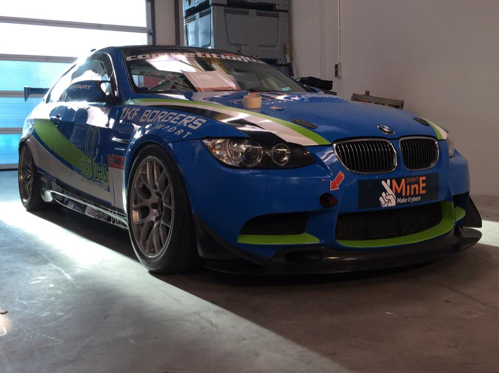 What do you think of my @gt4series BMW M3 livery?Almost finisht..More pica's on my Fb page..