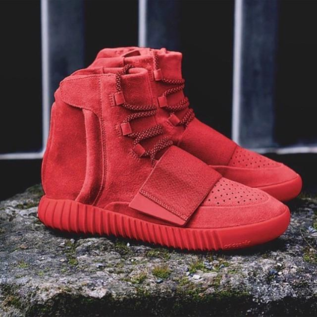 373aa064 ... style engine on twitter all red yeezy 750 boost concept. yeezy yeezus  kanyewest adidas concept