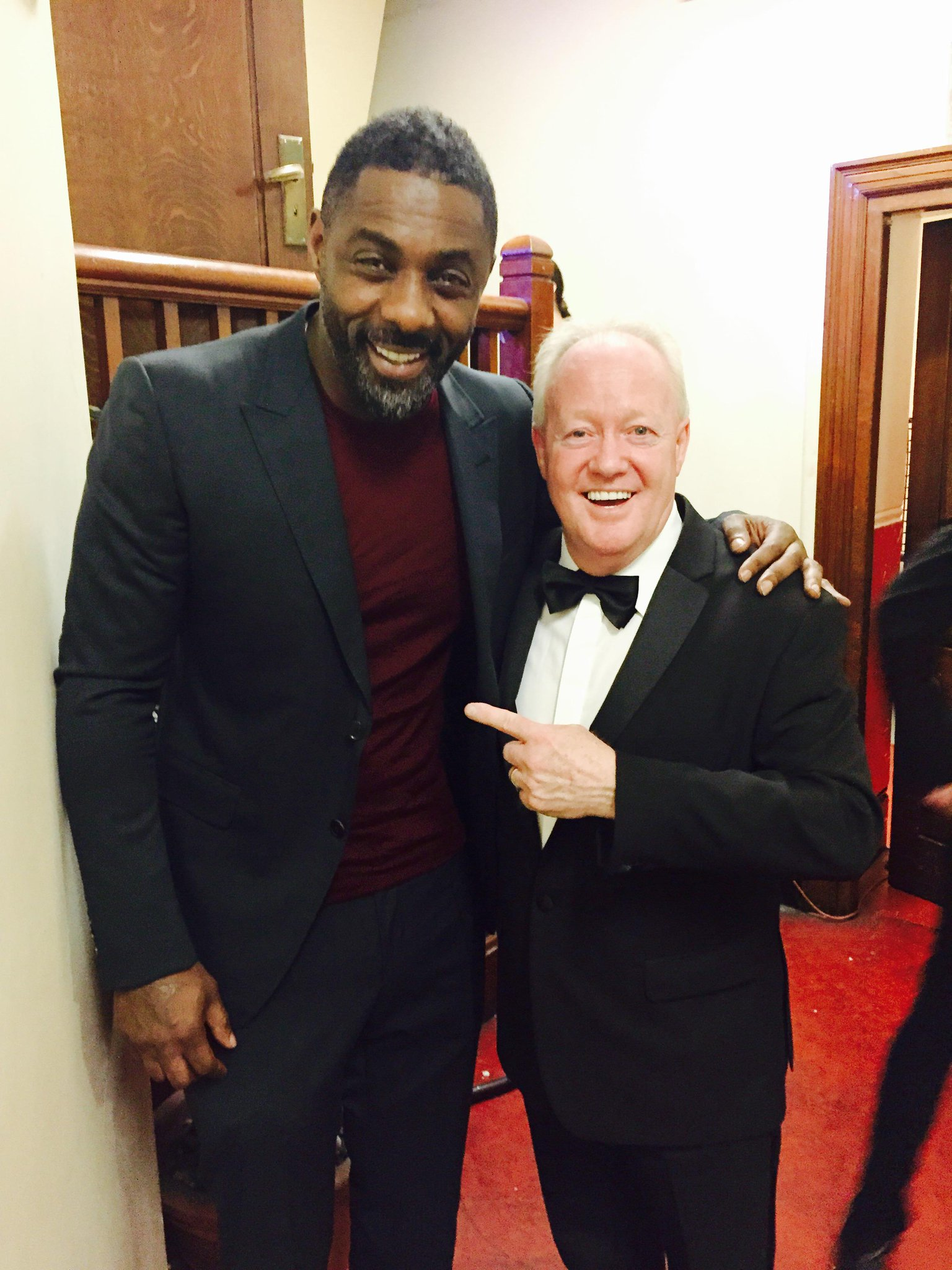And what a star @idriselba http://t.co/R0hqTb3QS5