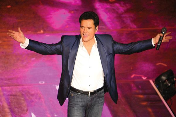 RT @BestofVegas: Up close and personal with Donny Osmond (@donnyosmond)! Full interview: http://t.co/EBRmsgr8q3 http://t.co/3RHfVhMauI