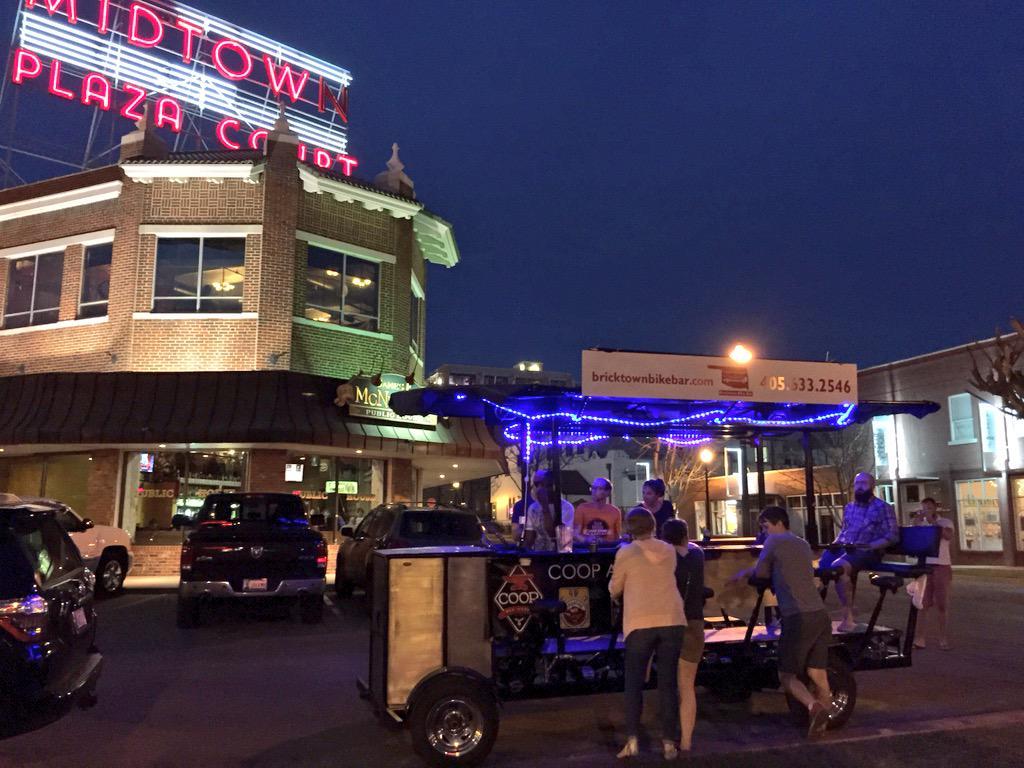 Bricktown Bike Bar Bicycling And The Best Bike Ideas
