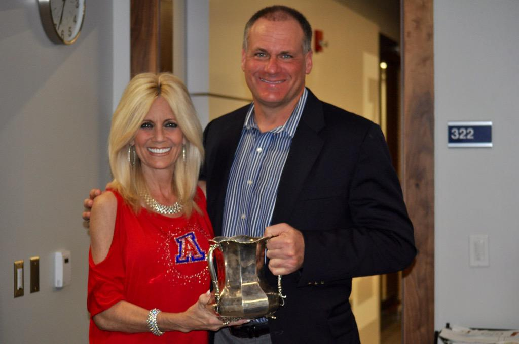 "Rich Rodriguez on Twitter: ""Happy birthday to the Mrs ..."
