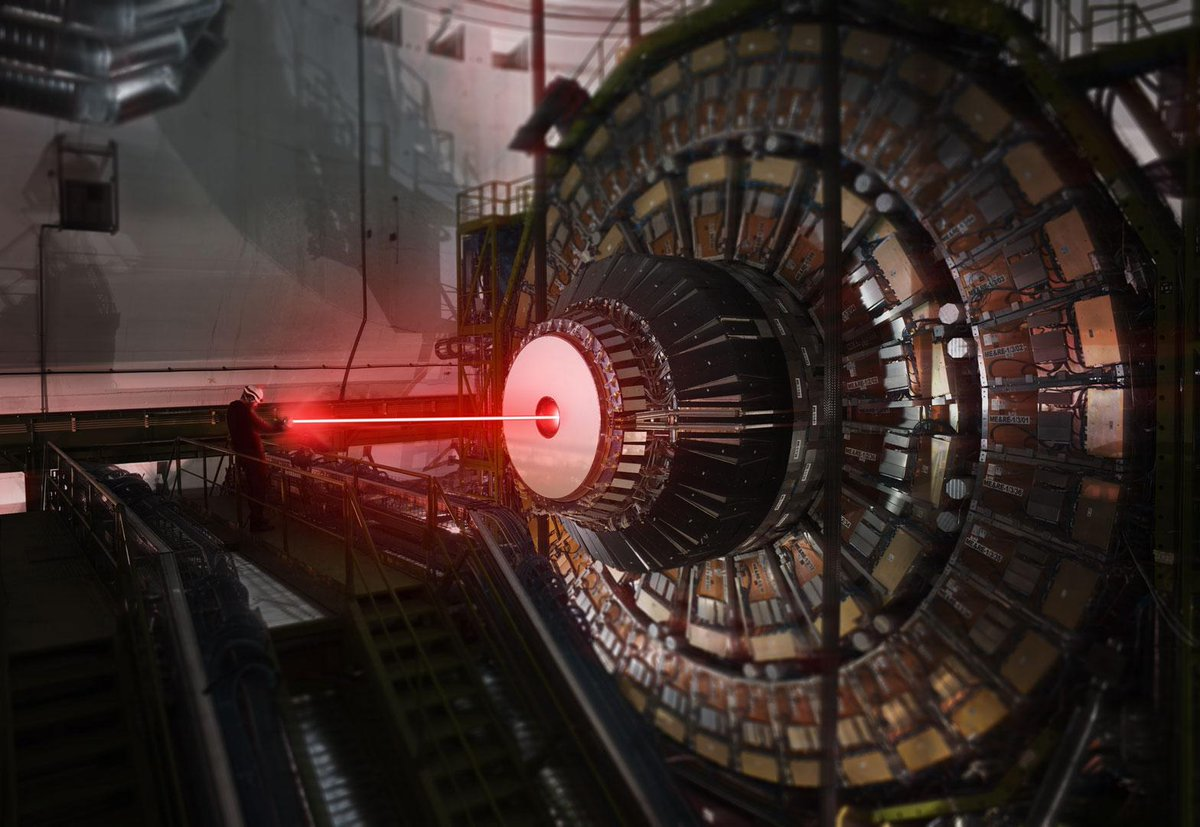 Breaking news: CERN researchers confirm existence of the Force http://t.co/BPp2wV01dp