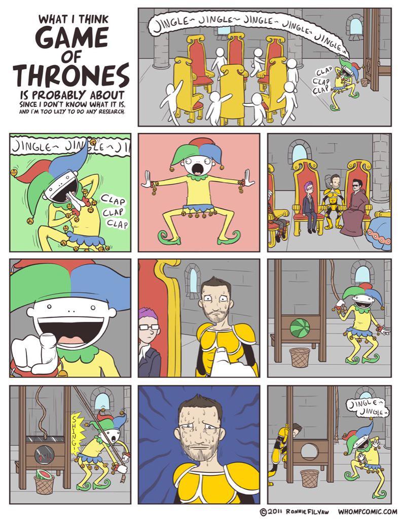Whomp Comic