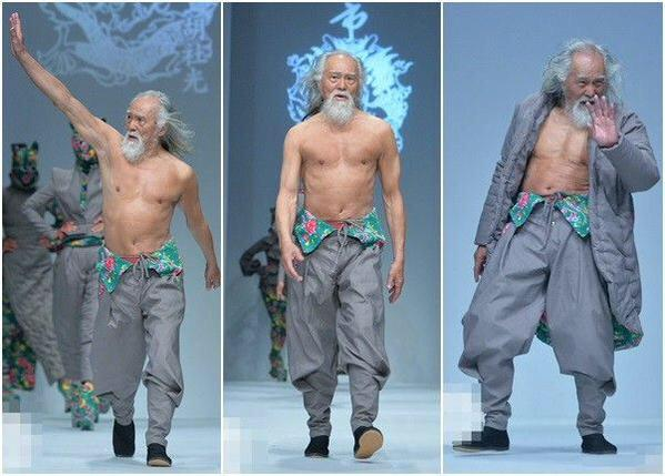 Image result for 80 year old model and actor shows it is never too late to try something new