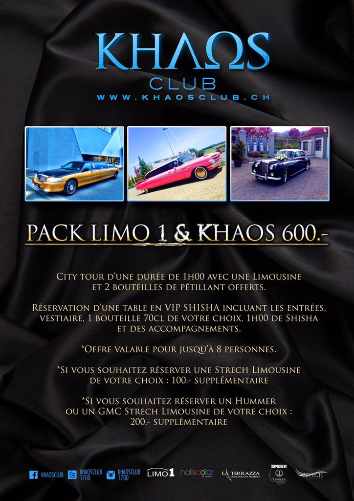 Dj Mathematic On Twitter Pack Limo1 Khaos Club Fribourg
