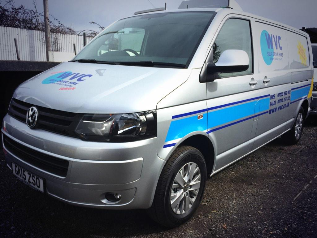 Wvc Vehicle Solution Wvc Vanhire Twitter