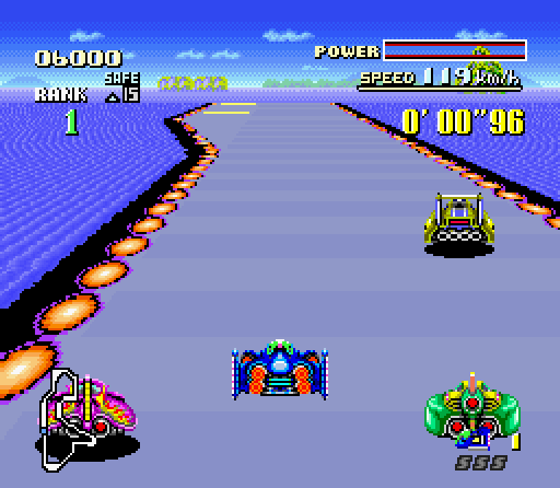 @Oniropolis I must mention F-Zero on SNES for its gorgeous future-neon palette + high-octane gameplay
