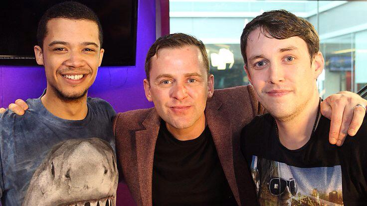 RT @RaleighRitchie: ICYMI: I went on @scott_mills' show yesterday on @BBCR1 and got really wet. http://t.co/B3WT7poRUq http://t.co/pFkLFk2i…