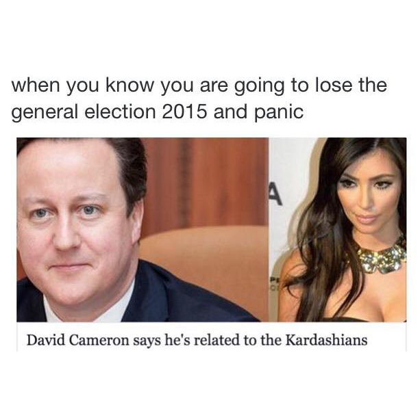 Does this means 'Keeping Up With The Camerons' is now a thing? http://t.co/0aQuwABiiz
