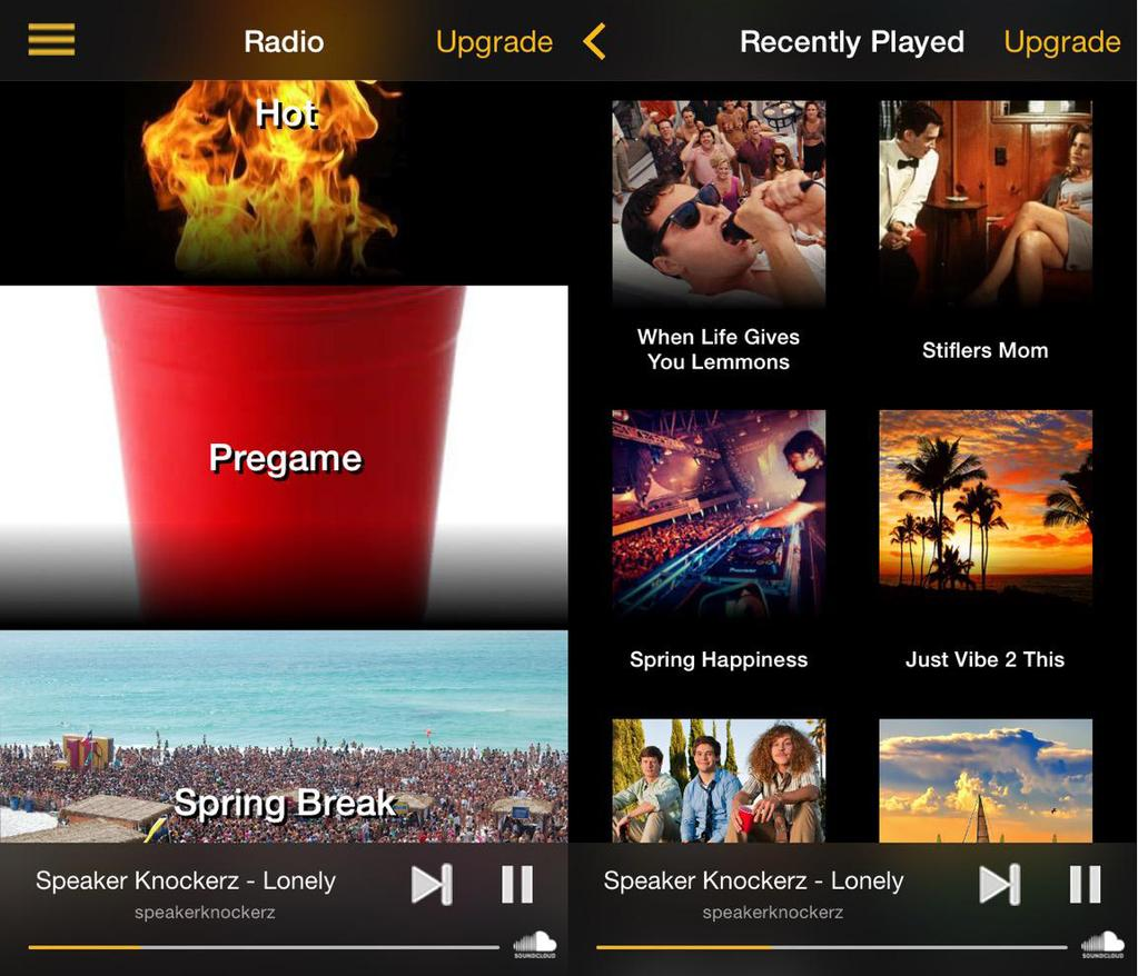 The best party music for every situation #FratMusic   Get the App