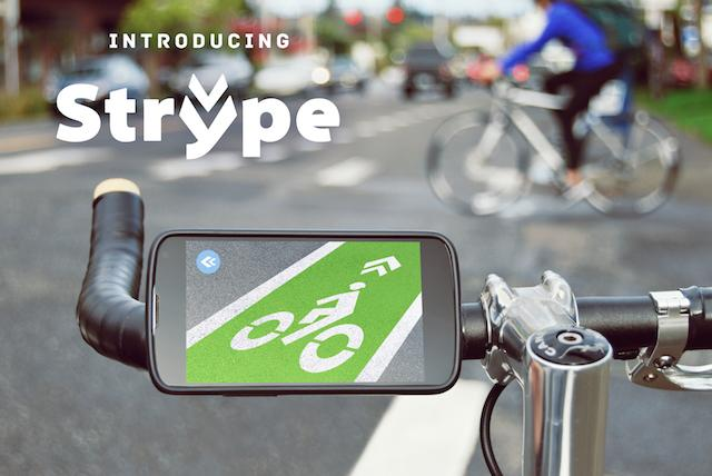 Take safety matters into your own hands, by using them to download our new app, Strype. https://t.co/tB3HDD30ke http://t.co/xz9sdts22D