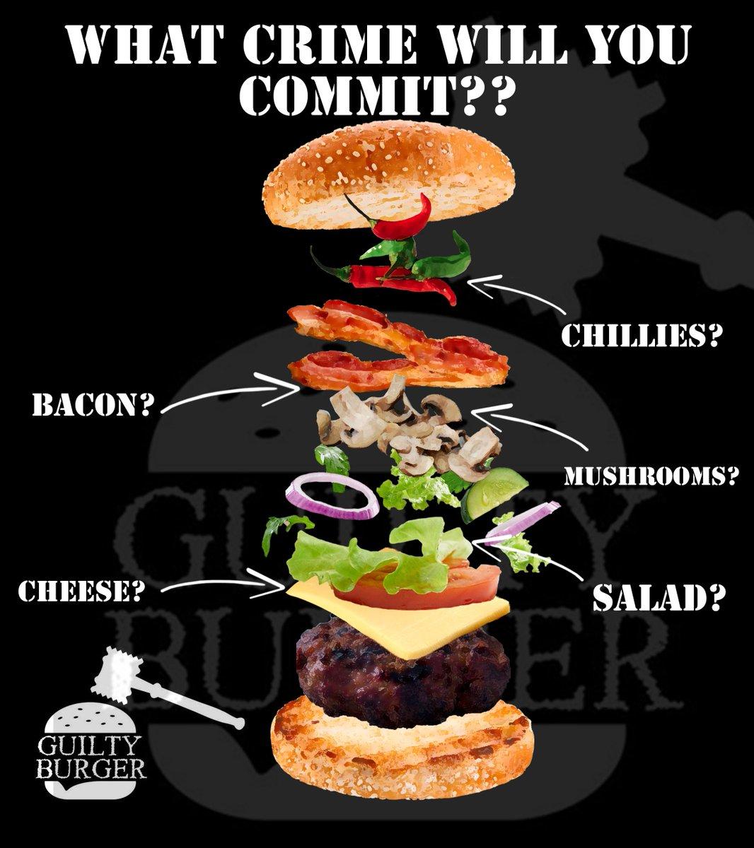 Guilty Burger on Twitter: \