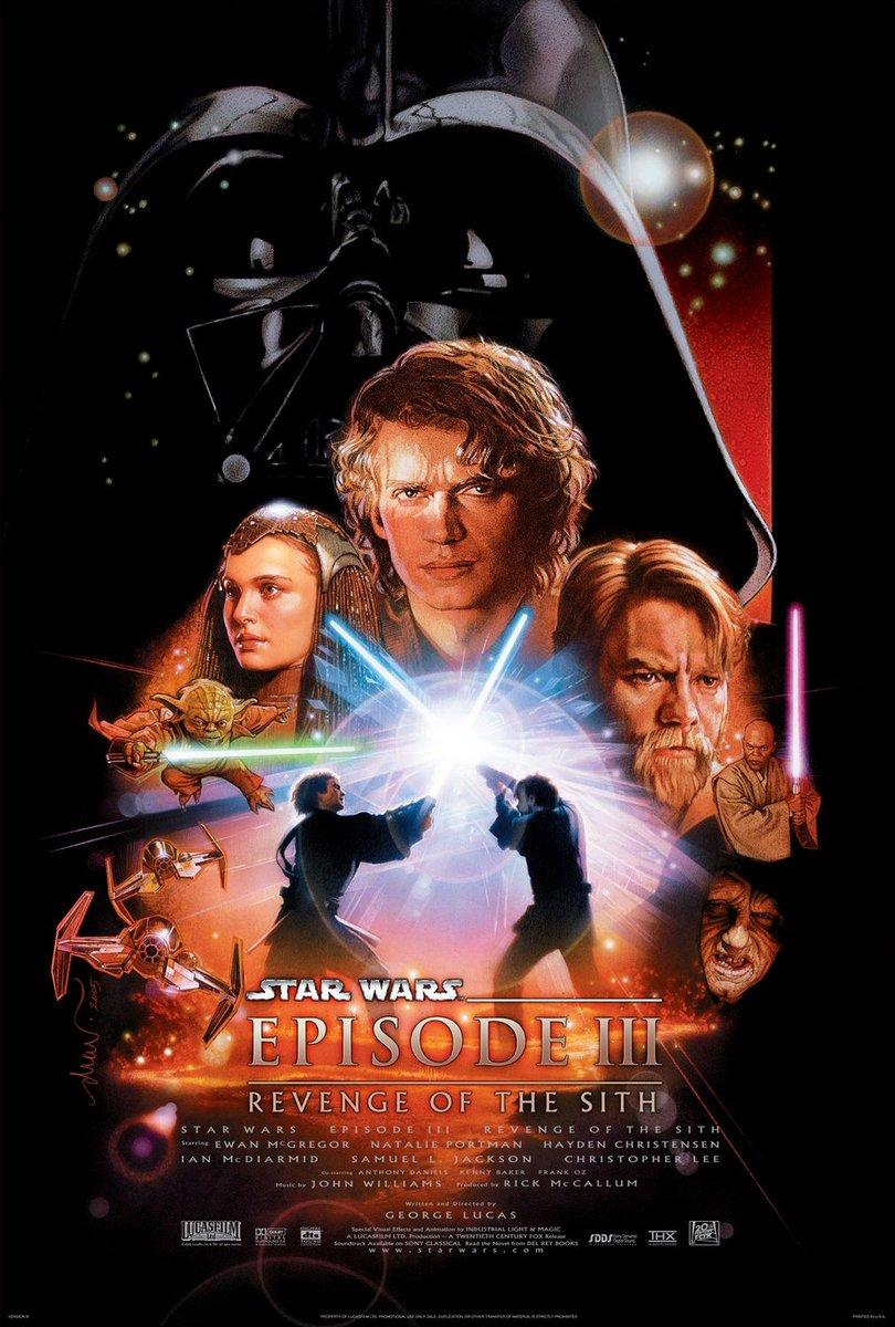 [好雷] 星際大戰三部曲:西斯大帝的復仇 (2005)