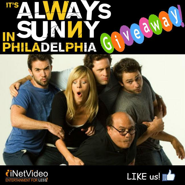 It's aAlways Sunny in Philadelphia Giveaway at http://t.co/6MBzSi8ctb #alwayssunny #contest #sunnymailbag http://t.co/H6ASLBitAA