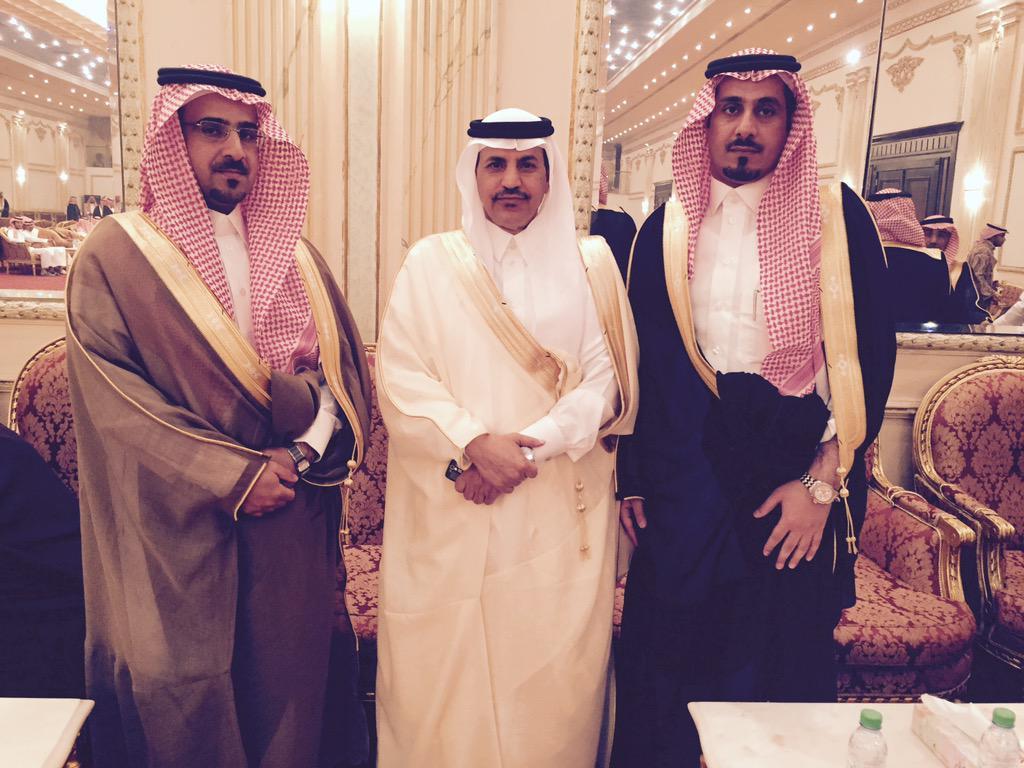 صورة مع اللواء الشيخ ناصر العتيبي عضو مج...
