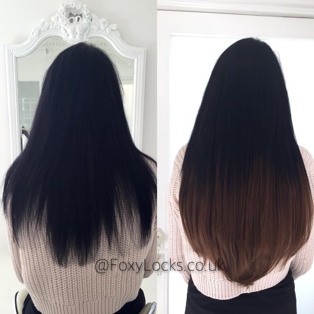 Foxy Locks Hair On Twitter Amazing Ombr Transformation