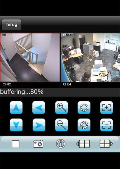 Project in Amsterdam met Uniview camerabeveiliging.