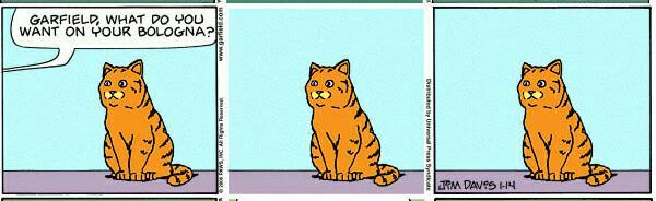 Renegade Kangaroo On Twitter Realistic Garfield Comic Http T Co Jjfn0fz9dc