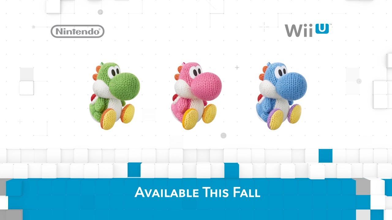 Imagen de Nintendo anuncia la fecha de lanzamiento de Yoshi´s Wolly World
