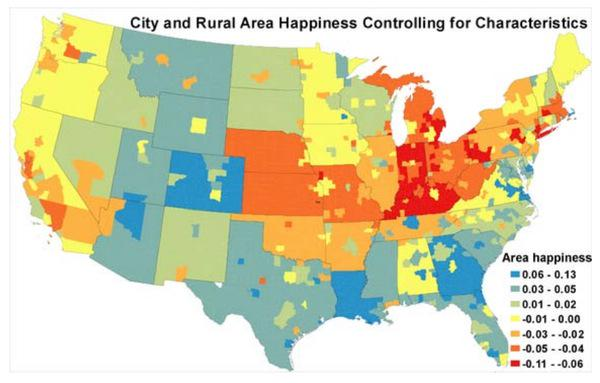 Vox Maps on Twitter The West upper Midwest and rural South are
