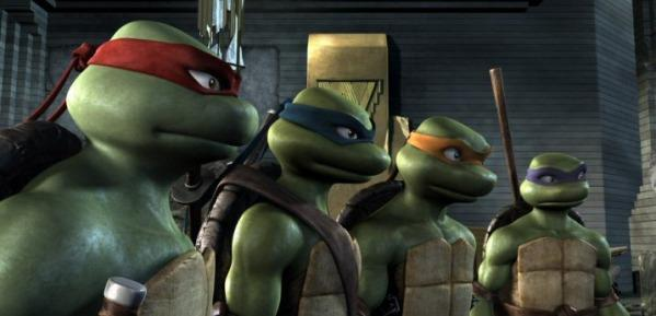 """""""@hazeleleenbenja: @donnyosmond @parbuthnot68 http://t.co/x8FUtxGOvR""""  The caption to this could be """"Meet The Osmond Brothers""""  #TMNT2"""