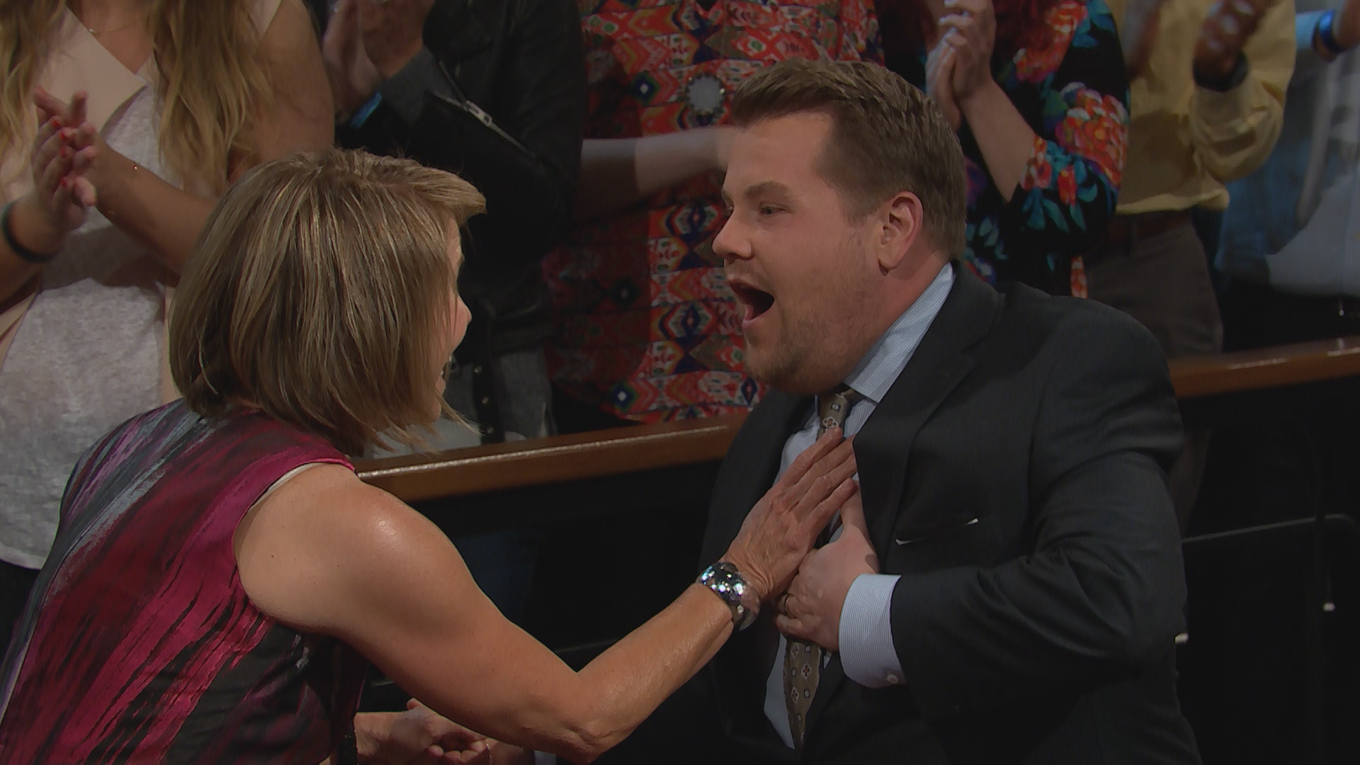 RT @latelateshow: Watch @katiecouric's epic prank again! http://t.co/iwfrWv7A3M #LateLateShow http://t.co/5yecgnppjF