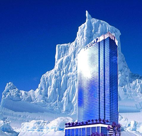 Trump Vegas Hotel On Twitter Quot So Excited To Announce Trump International Hotel Antarctica
