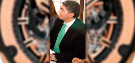 subsecretario de Desarrollo Social, RATERO Ernesto Javier Nemer,combate pobreza,PRESUME reloj Hublot,mod. King Power,$3,330,514