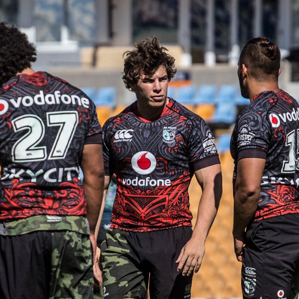 hot sale online 603a4 50eb3 Vodafone Warriors on Twitter: