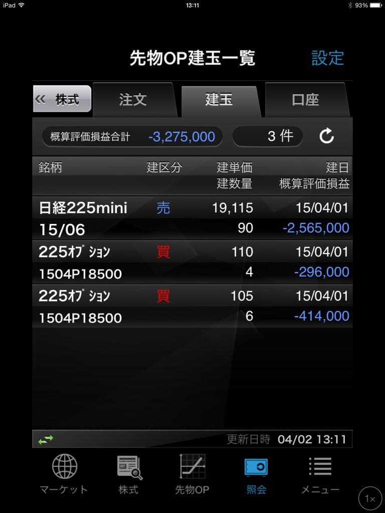 14年連続損失。今年マイナス2600万円。我らが両津氏ここに復活。の画像