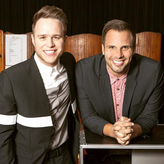 """EXCLUSIVE Olly's first interview on X Factor """"Dermot's a mate,I'd never replace him on my own"""" http://t.co/Z2lfwACNhh http://t.co/smHZLSXdaY"""