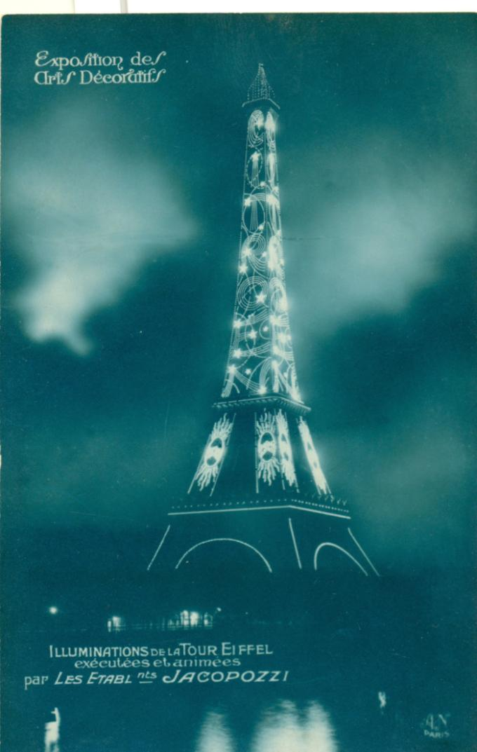 CBl2yuCXIAEWHN0 - The Eiffel Tower's 130th anniversary!