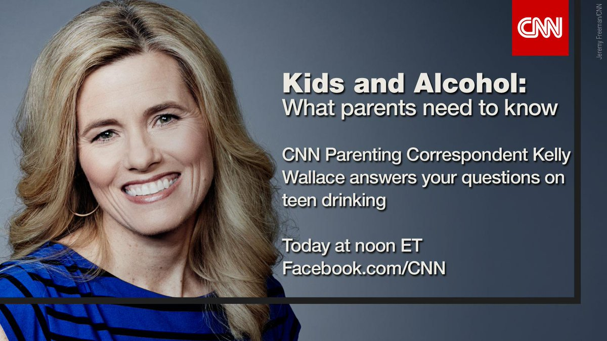 We're talking about kids and alcohol, and whether it's OK to let your kids take a sip every now & then. Join us! http://t.co/XOwNIus9vD