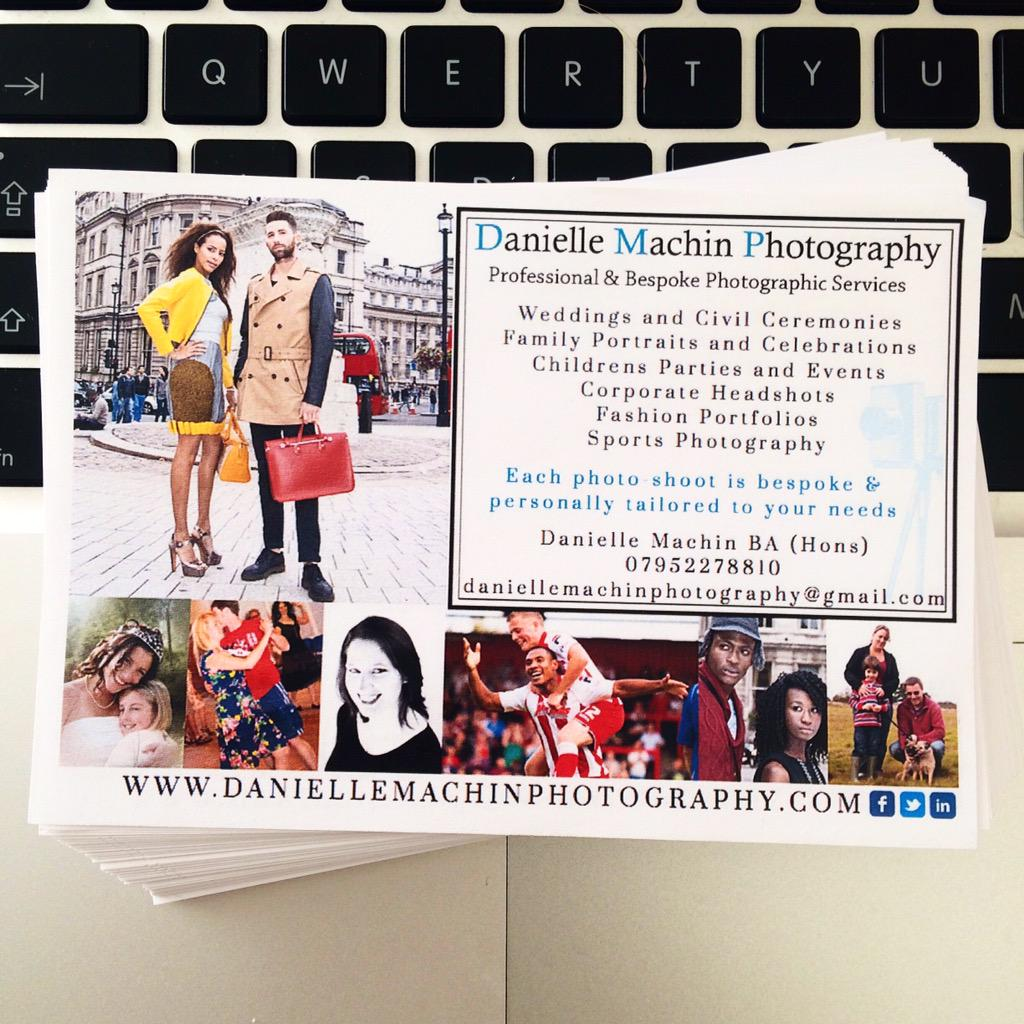 New Flyers #DMP #DanielleMachinPhotography pic.twitter.com/fKPFLZeZpo