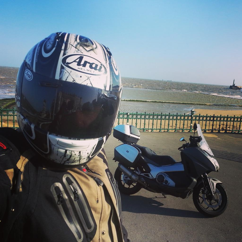 Luke Griffin On Twitter Nc750d Great Bike 2 Filter The M25 Down Fuel Filters To Beachmargate Margate Planetthanet Hondamotorcyle Arai Hondapower