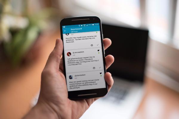 OBI4wan lanceert Android app voor mobiele webcare en social media monitoring: http://t.co/9b6j6Mq2pG http://t.co/jnyfOcps10