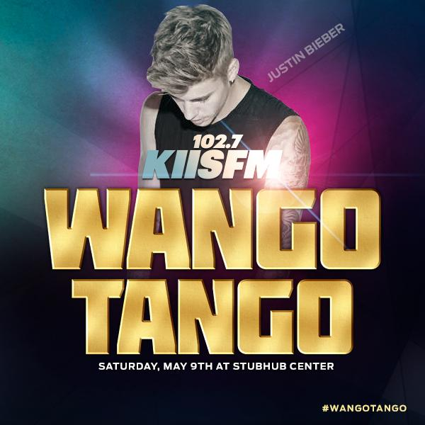 . @justinbieber will be at #WangoTango on 5/9! Tickets go on-sale to VIPs tomorrow at 10a! http://t.co/UPMNWj01Qu