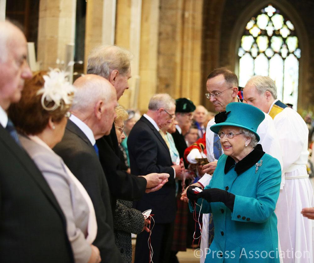 Thumbnail for #RoyalMaundy - celebrating the contribution of older people