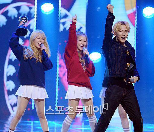 Red Velvet's new member. #Key