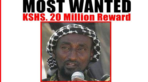 Kenyan government names suspected mastermind