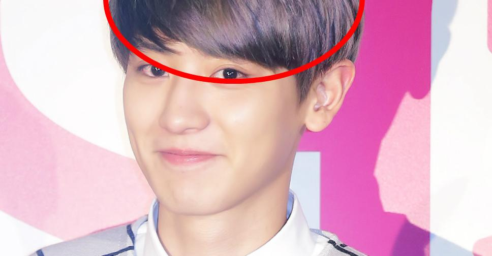 koreaboo on twitter 10 photos of exo chanyeol s new