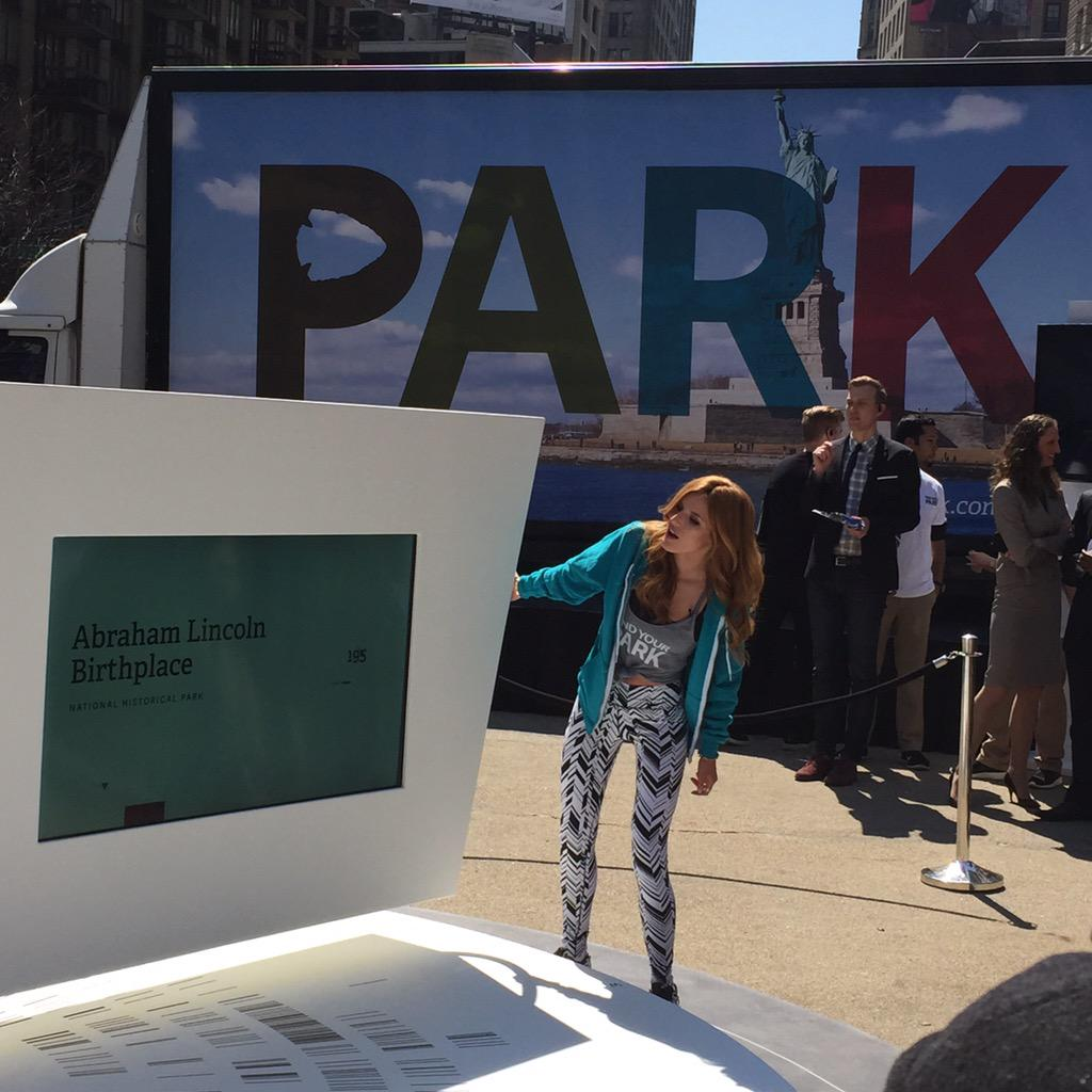 National Park Service wants to redefine the word 'park' for a new generation