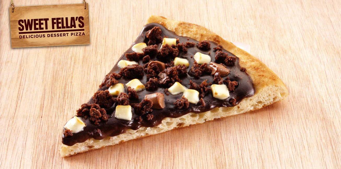 Chocolate Pizza Goodfellas Goodfella's Pizza on Twitter