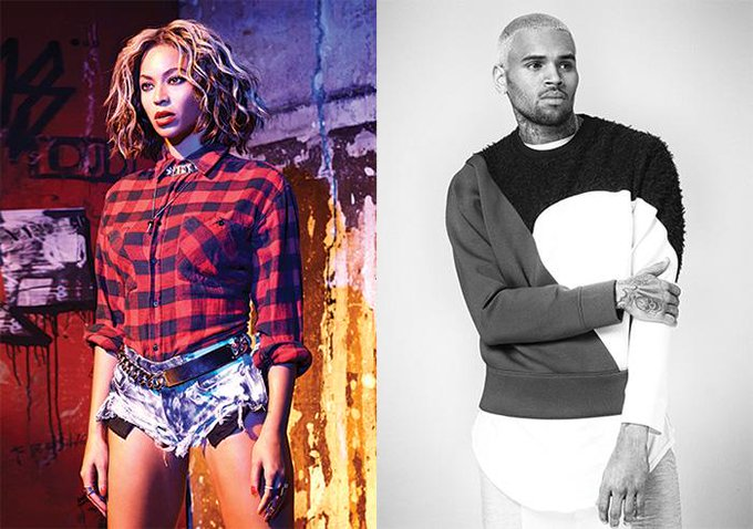 New Music: Beyoncé feat. Chris Brown - 'Jealous (Remix)' http://t.co/sBtYGd41jD