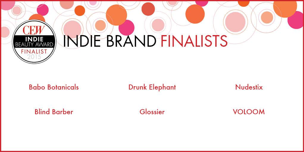 Get to know these #Indie Brand #Beauty Award #CEWFinalists… http://t.co/w1BW8mfk4G