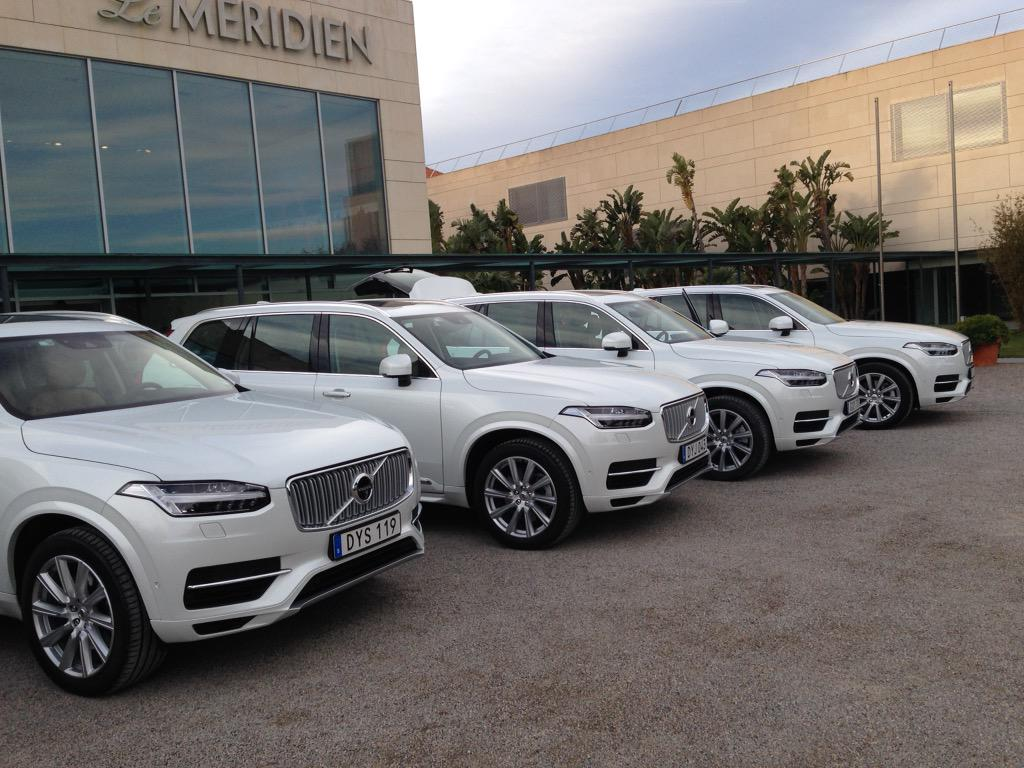 Tim Barnes Clay On Twitter Car Review All New Volvo Xc90 D5