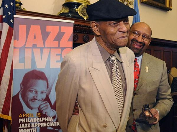 In case you didn't already know McCoy Tyner is a jazz legend,Philly made it official yesterday http://t.co/MhMYoAOXQk http://t.co/RiEqIuACBz