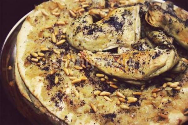 المسخ ن أكلة فلسطينية تراثية Youtube 0